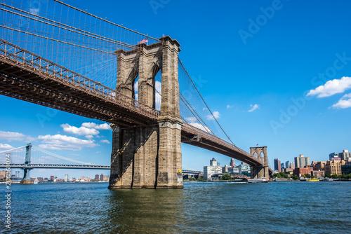 Obraz Brooklyn Bridge - fototapety do salonu