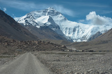 The Road Leading To Mount Everest