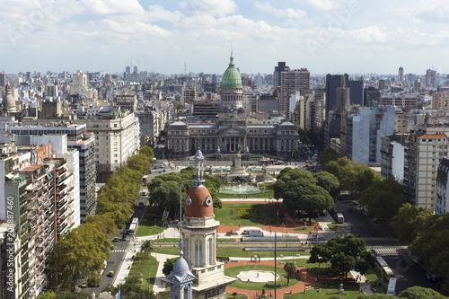 Keuken foto achterwand Buenos Aires Congresso Argentino