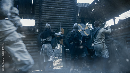 Fényképezés  Medieval Battle