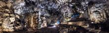 Cave Of Gerontospilios, Melido...