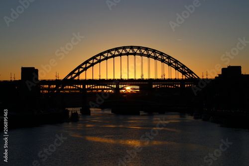 Deurstickers Australië Newcastle