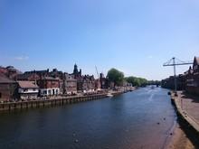 York City Centre River