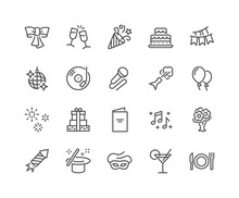 Simple Set Of Related Vector L...