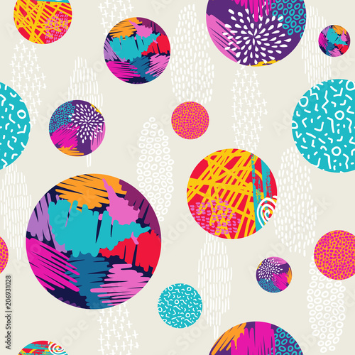 Tapety kolorowe  abstract-hand-drawn-colorful-pattern-background