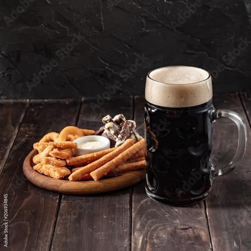 Foto op Plexiglas Buffet, Bar appetizer in the bar