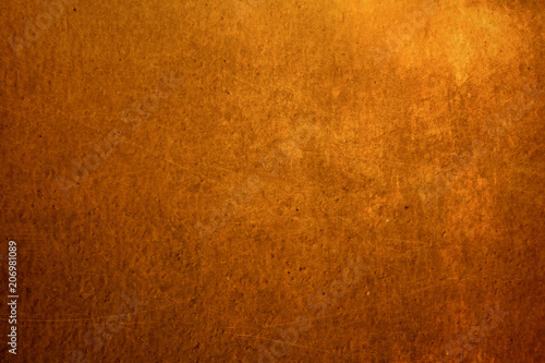 Fotobehang Stof Golden metal texture background with high details