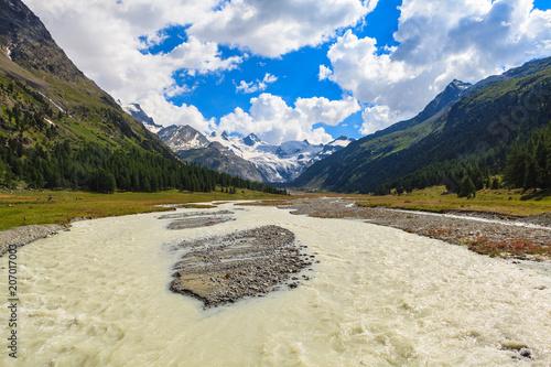 Fotografie, Obraz  Swiss Mountains