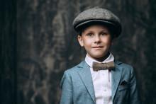 Handsome Boy Portrait