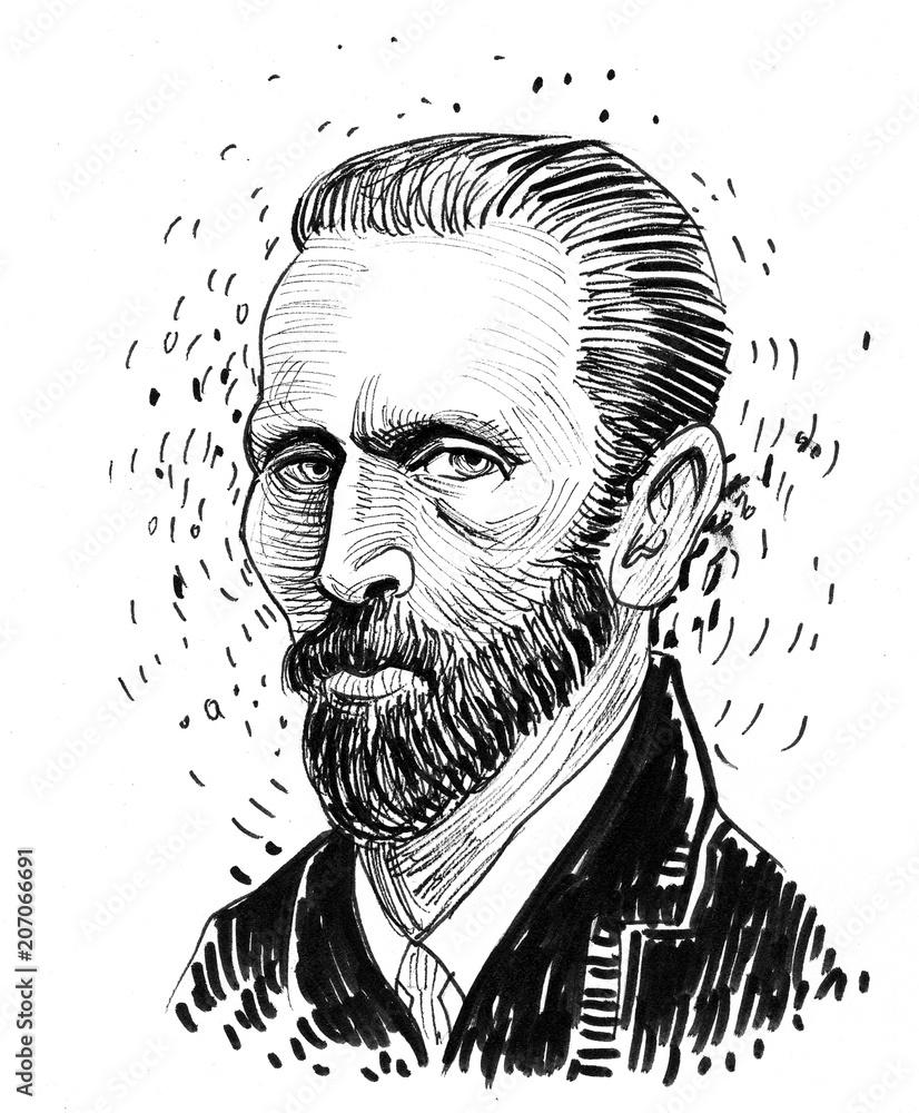 Great painter Vincent van Gogh