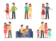 Family Character Vector Desig...