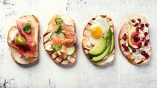 Small Sandwiches