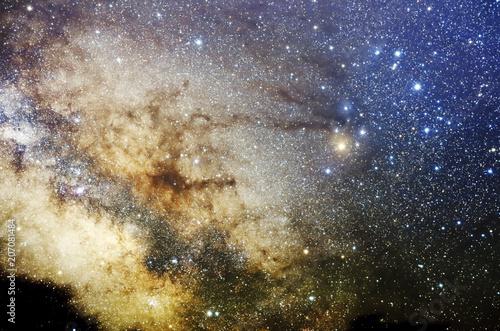 Obraz 天の川 - fototapety do salonu