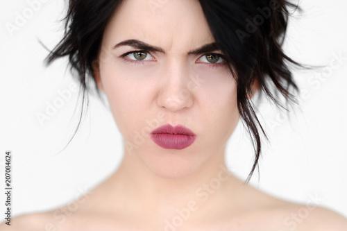 Photo emotion face