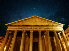 Pantheon Rome Landmark Church ...
