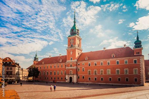 Foto  Royal Castle in Warsaw, Poland