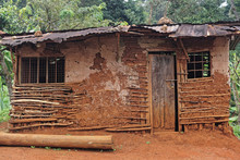 African Hut House