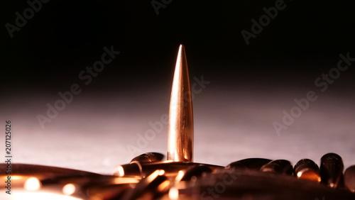 Canvas-taulu Bullets KP Ballistics 308 FClass