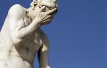 Facepalm Statue - Disbelief, S...