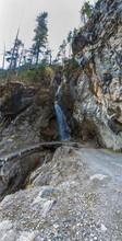 Beautiful Small Waterfall On S...