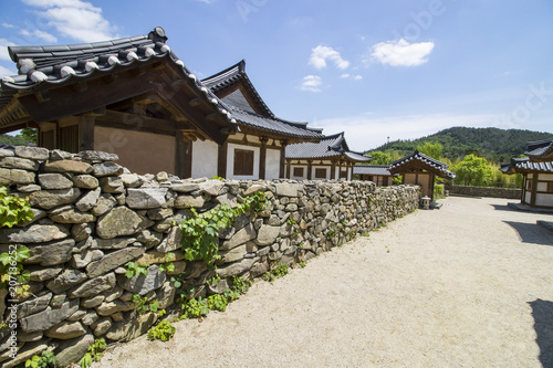 Fotografía  한국 전통마을