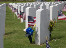 Cape Canaveral National Cemetery Florida
