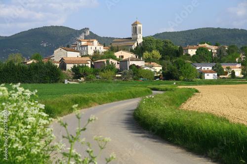 village de Beaulieu en Ardèche