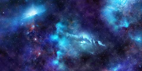 бескрайний космос