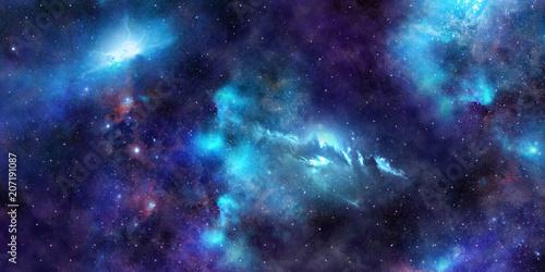 Obraz бескрайний космос - fototapety do salonu