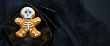 Day Of The Dead Gingerbread Men