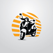 Scooter Rental Logo Designs Te...