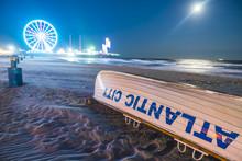 Atlantic City,new Jersey,usa. ...
