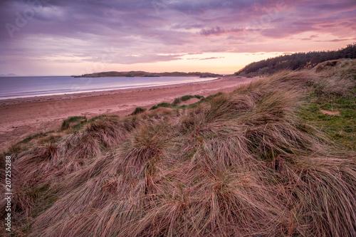 Papiers peints Cappuccino Newborough Beach Anglesey Nort Wales UK