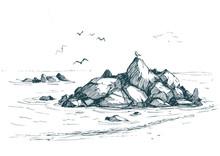 Sea Sketch