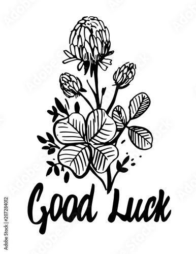 Good luck Fototapeta