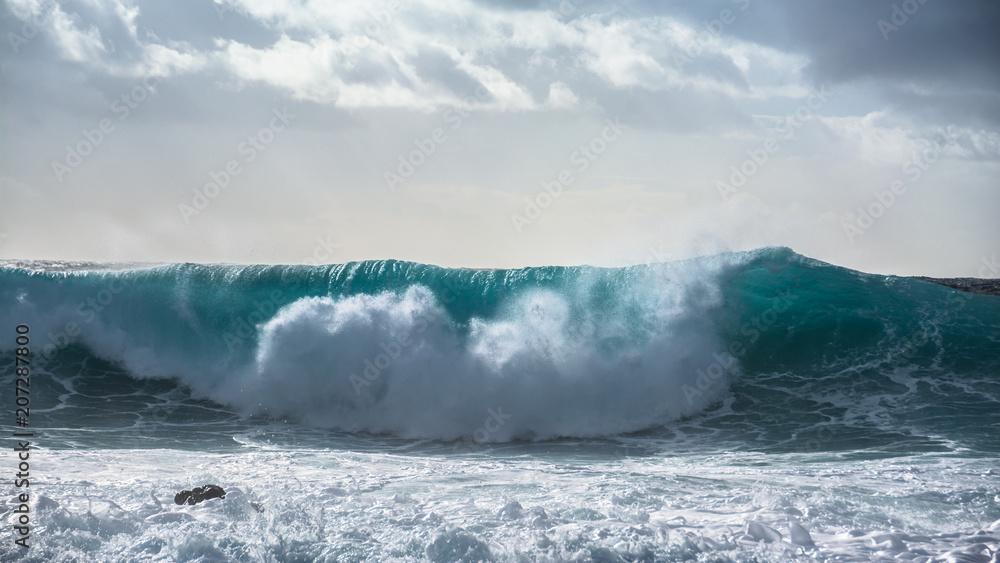 Fototapety, obrazy: big wave