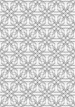 Openwork Seamless Pattern Of F...