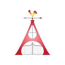 Letter Capital A Logo Design