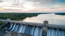 Glick Rd Dam