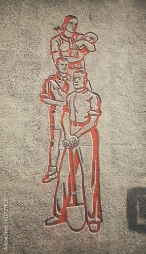 Fototapety Polska wall-picture-in-zgorzelec-poland