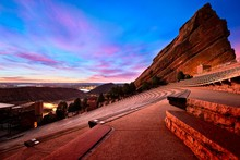 Red Rocks Park At Sunrise, Nea...