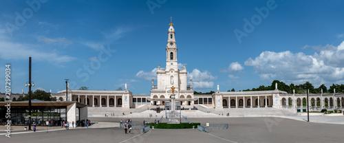 Fotografie, Obraz  Sanctuary of Fatima, Portugal