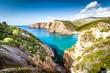 Italy, Sardinia - Cala Domestica Beach
