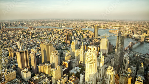 Foto op Plexiglas New York City Manhattan New York