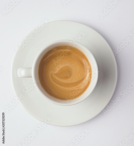Deurstickers koffiebar Italian espresso