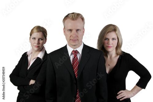 Valokuva  Business Team
