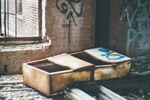 Graffiti Cabinet