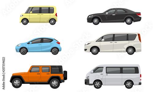 Fotografering  自動車セット