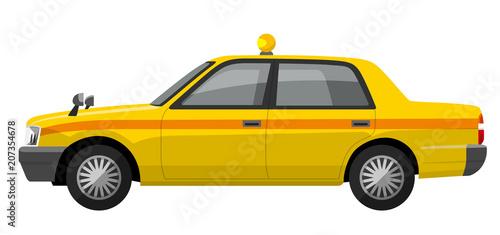タクシー Wallpaper Mural