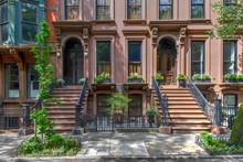 Brownstone - Brooklyn Heights,...